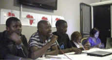 Rural teachers Union of Zimbabwe (RTUZ) President Obert Masaraure talks about the plight of teachers and workers